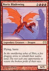 Rorix Bladewing [Planechase] | Dragons Den Cards & Games