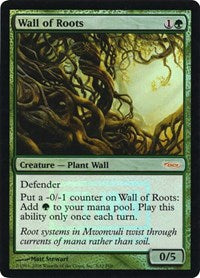 Wall of Roots [Friday Night Magic 2008] | Dragons Den Cards & Games