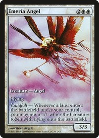 Emeria Angel [Zendikar Promos] | Dragons Den Cards & Games
