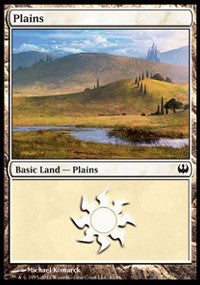 Plains (41) [Duel Decks: Knights vs. Dragons] | Dragons Den Cards & Games