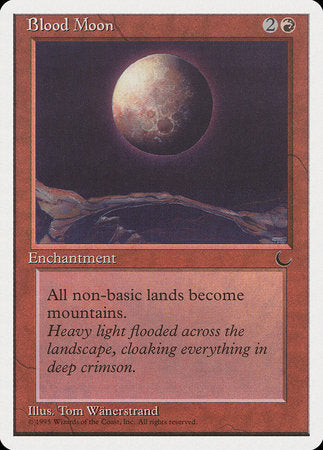 Blood Moon [Chronicles] | Dragons Den Cards & Games