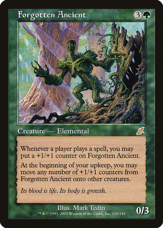 Forgotten Ancient [Scourge] | Dragons Den Cards & Games