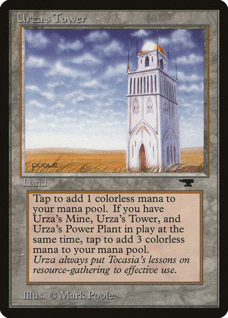 Urza's Tower (Plains) [Antiquities] | Dragons Den Cards & Games