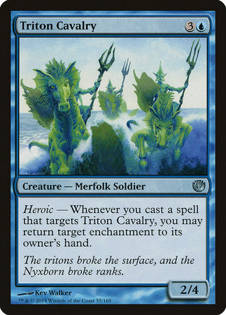 Triton Cavalry [Journey into Nyx] | Dragons Den Cards & Games