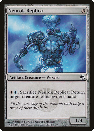 Neurok Replica [Scars of Mirrodin] | Dragons Den Cards & Games