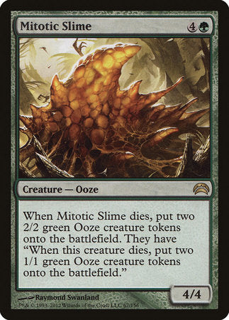 Mitotic Slime [Planechase 2012] | Dragons Den Cards & Games