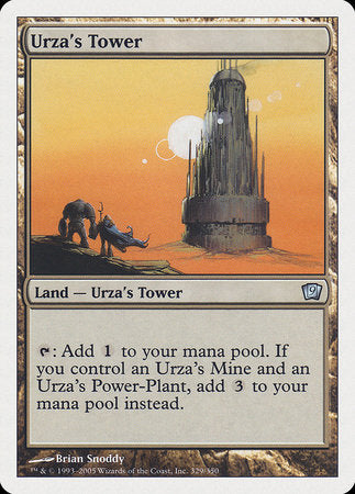 Urza's Tower [Ninth Edition] | Dragons Den Cards & Games