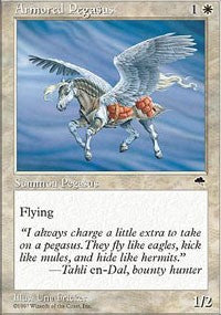 Armored Pegasus [Tempest] | Dragons Den Cards & Games