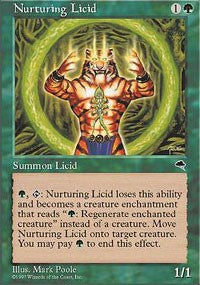 Nurturing Licid [Tempest] | Dragons Den Cards & Games