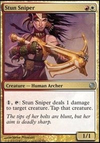 Stun Sniper [Duel Decks: Heroes vs. Monsters] | Dragons Den Cards & Games
