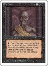 Pestilence [Unlimited Edition] | Dragons Den Cards & Games