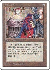 Time Vault [Unlimited Edition] | Dragons Den Cards & Games
