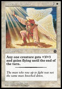 Angelic Blessing [Portal Second Age] | Dragons Den Cards & Games