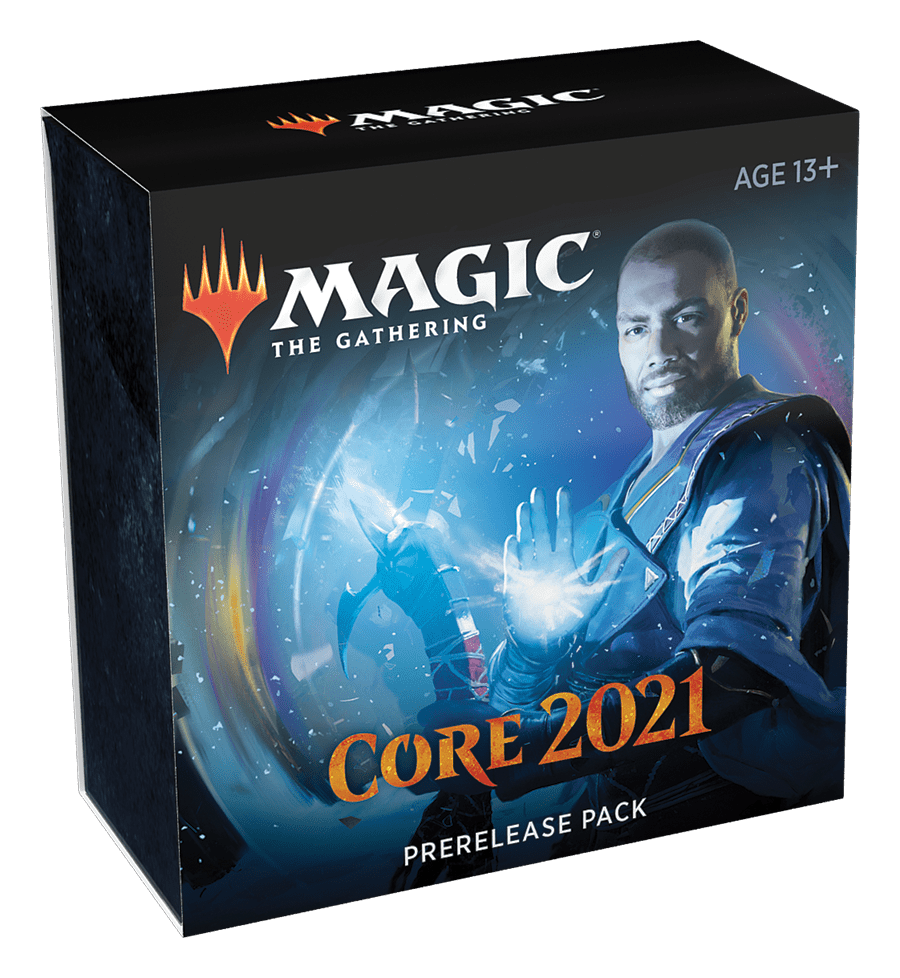 Core Set 2021 Pre-Release | Dragons Den Cards & Games