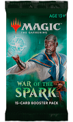 War of the Spark Draft Booster Pack | Dragons Den Cards & Games