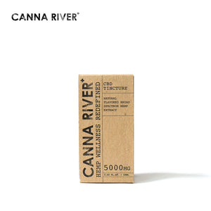 CANNA RIVER / CBD TINCTURE 60ml / 5000mg