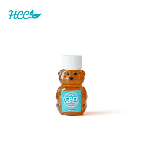 HCC / CBD HAWAII HONEY - 60ml / CBD 100mg
