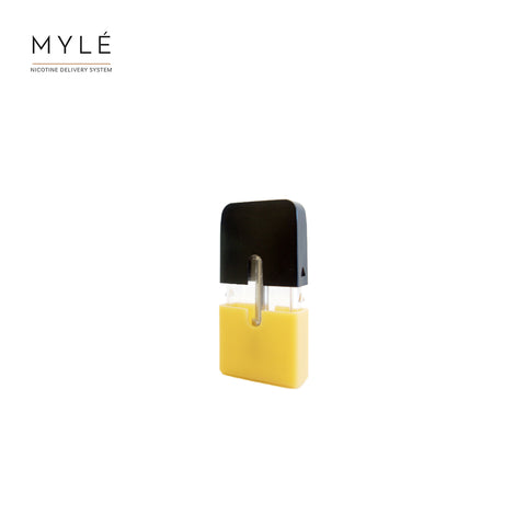 MYLE / EMPTY CERAMIC CELL POD