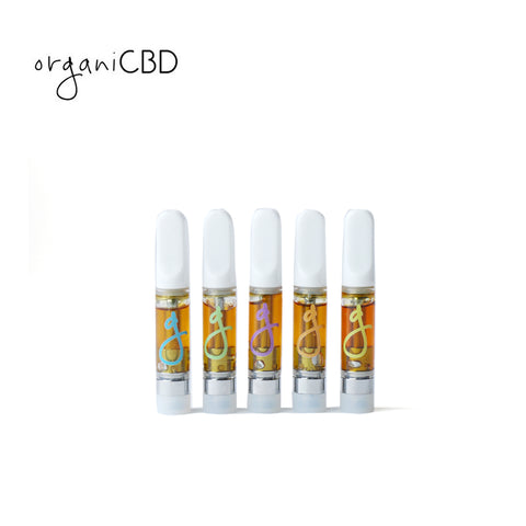 ORGANICBD / CBD CARTRIDGE / 1ml / 600mg