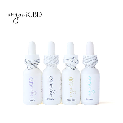 ORGANICBD / CBD OIL - 30ml / 1000mg