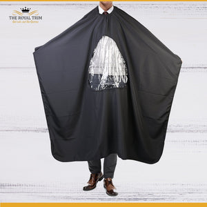 Waterproof Apron/Cape with Window