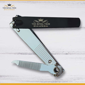 Fingernail & Toenail Clipper Cutter