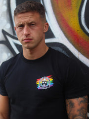 Bohs Pride T-shirt Black