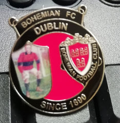 Legends Pin Badge