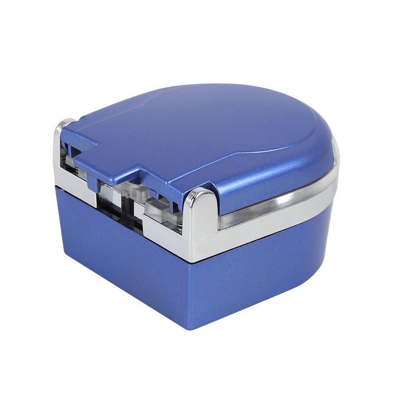 X AUTOHAUX Car Universal Ashtray Detachable Cigarette Storage Organizer Holder Cup Blue - LeoForward Australia