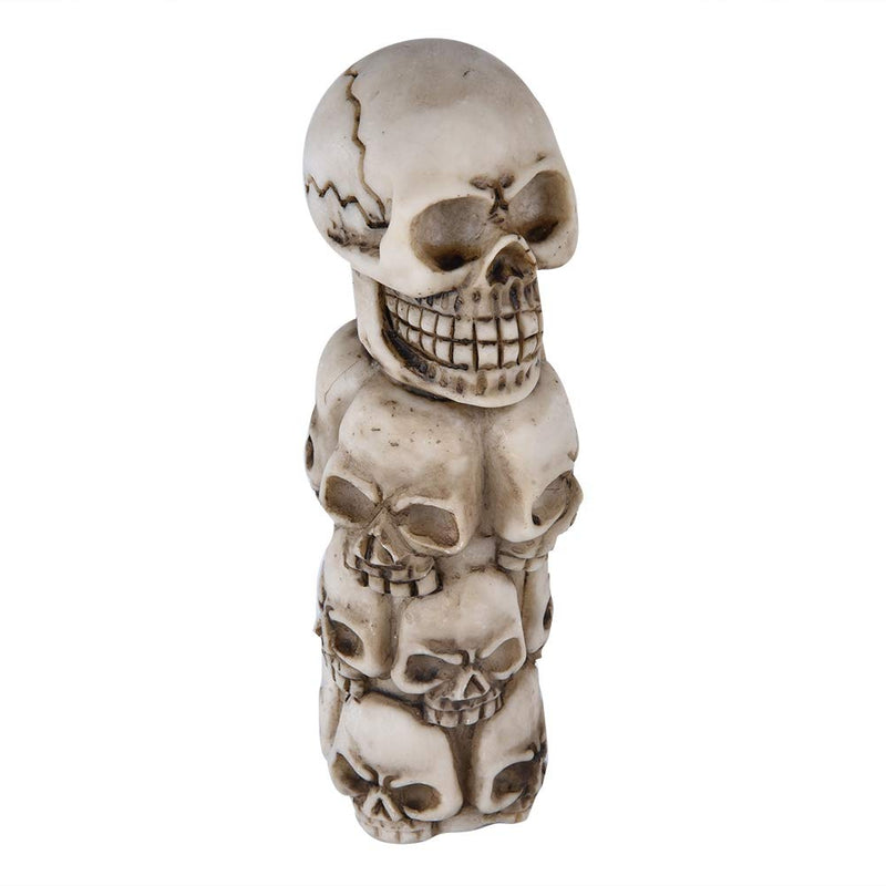 [AUSTRALIA] - Suuonee Gear Shift Knob Lever, Skeleton Skull Head Many Faces Car Manual Gear Shift Knob Stick Lever Shifter Universal