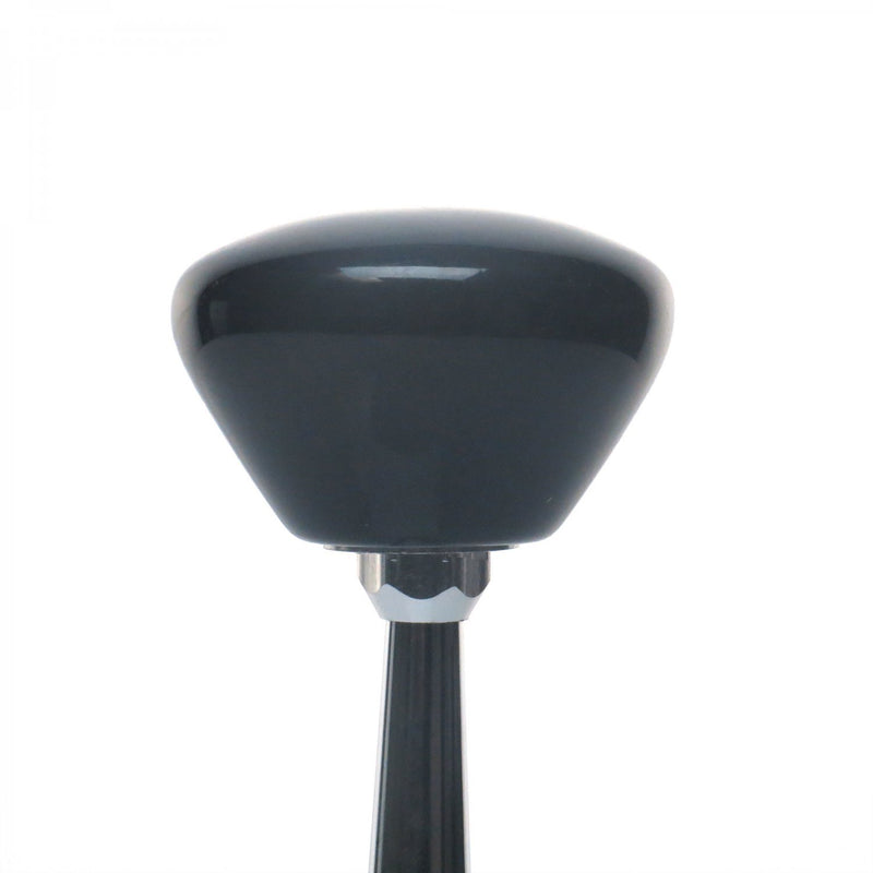 [AUSTRALIA] - American Shifter 280877 Shift Knob (White Classic Butterfly Black Retro with M16 x 1.5 Insert)