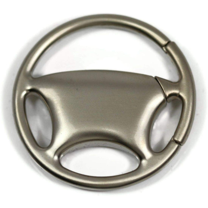 [AUSTRALIA] - Au-Tomotive Gold, INC. Jeep Grill Logo Steering Wheel Style Key Chain