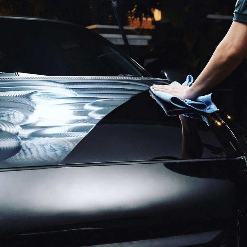 [AUSTRALIA] - Osren Car Paintwork Polish & Wax - All in One Luminous Polish Cleans Contaminants, Corrects Swirls, Restores Shine - Clean, Correct and Protect Paintwork with Ease (10oz) 300ml