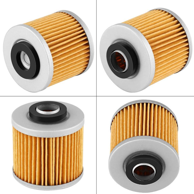[AUSTRALIA] - Oil Filter, Delaman Motorcycle Motorbike Oil Filter Fits For XV750 VIRAGO 747 750 1981-1983 1988-1999