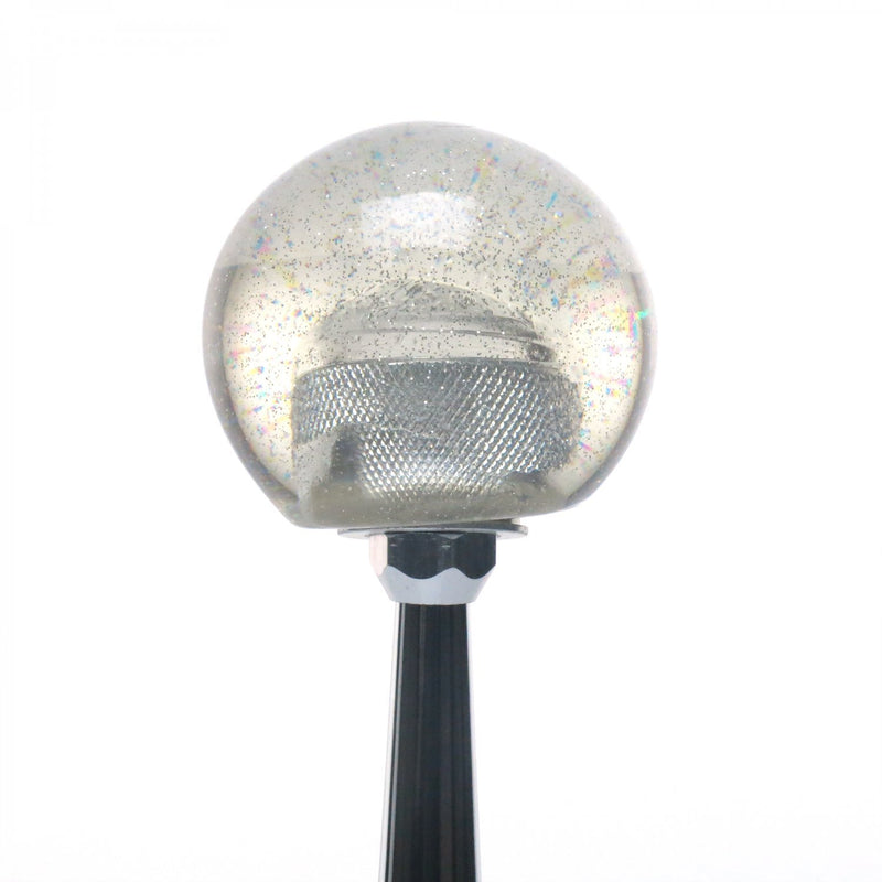 [AUSTRALIA] - American Shifter 305704 Shift Knob (Louisiana Clear Metal Flake with M16 x 1.5 Insert)