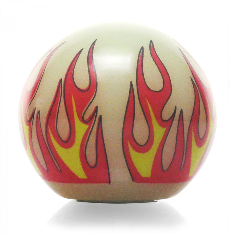 [AUSTRALIA] - American Shifter 292761 Shift Knob (White Eagle Flying Ivory Flame with M16 x 1.5 Insert)