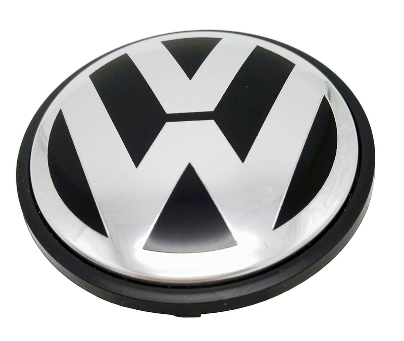 [AUSTRALIA] - Wheel Center Hub Caps 65mm Wheel Hub Cover Replacements Logo Badge Emblem for VW P/N:3B7 601 171, Sets of 4PCS