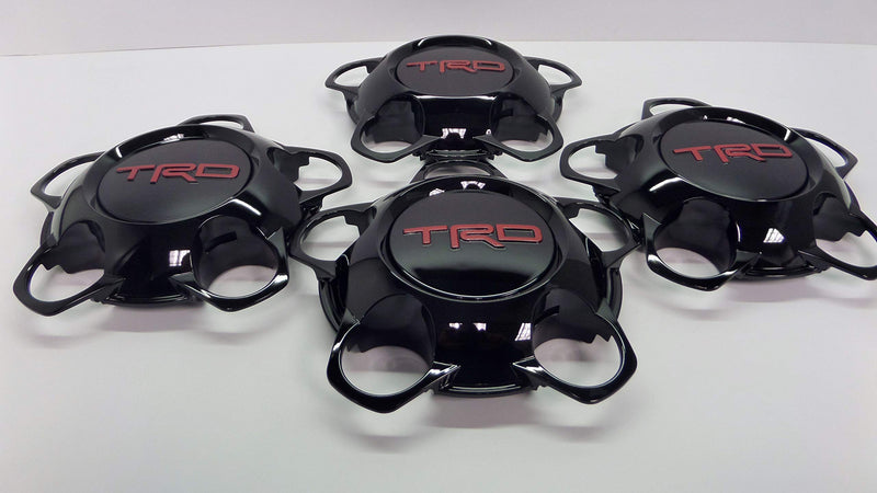 [AUSTRALIA] - TOYOTA Tundra TRD PRO Center Cap Set Genuine OE OEM
