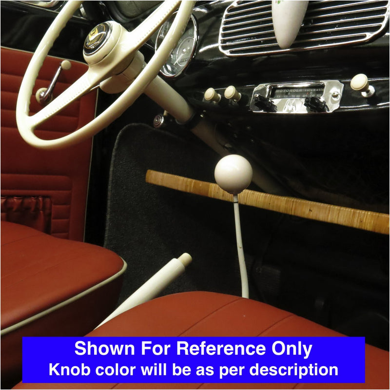 [AUSTRALIA] - American Shifter 303782 Shift Knob (ASCSNX1624409 Columbia Ivory with M16 x 1.5 Insert)