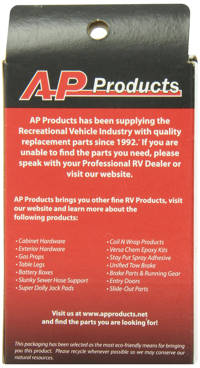 "AP Products 013-139 1"" Almond Plastic Rivet - LeoForward Australia"