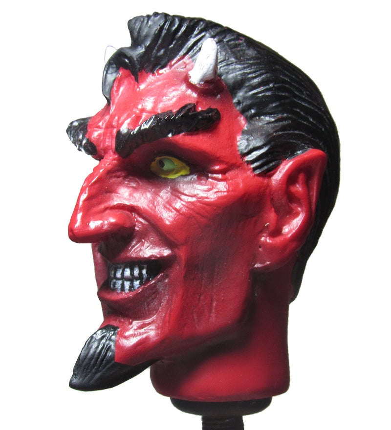 [AUSTRALIA] - Kool Collectibles Devil Head Shifter Shift Knob Rat Rod Lever Satan