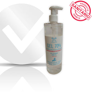 (Ref. 5003)-GEL HIDROALCOHOLICO 70% 500 ML.