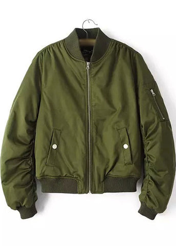 OM Army Bomber Jacket