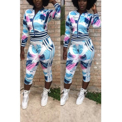 90s Swag Jacket Pants 2 Piece Set