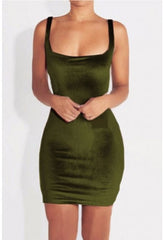 Pipa Bodycon Mini Dress
