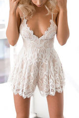 Angel Boho Romper