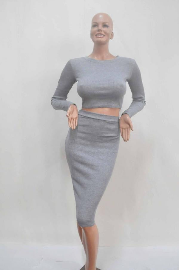 Rally Waist Bodycon Set