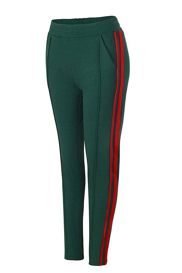 Mindy Striped Sweat Pants