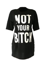 Not Your Slogan Tee