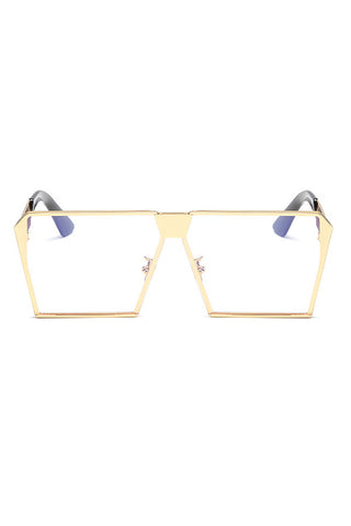 Ridge Square Oversized Sunnies